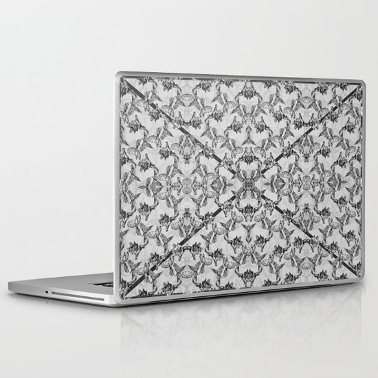 PARRIOT Laptop & iPad Skin