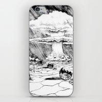 After War..... iPhone & iPod Skin