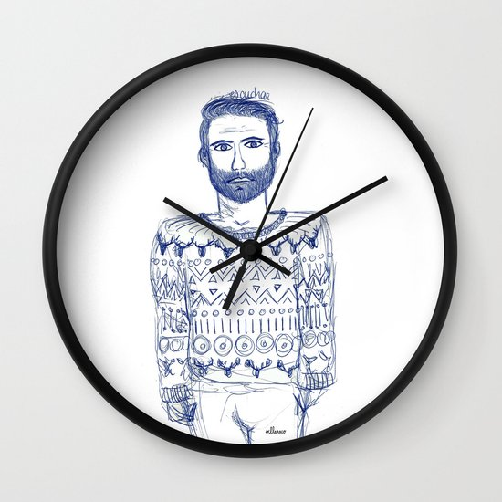 Escuchar Wall Clock