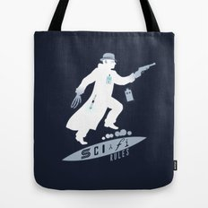 SCI-FI Rules Tote Bag