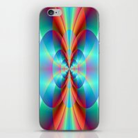 Circle Point iPhone & iPod Skin