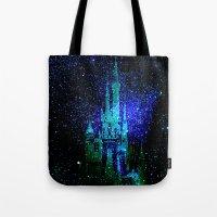 Dream Castle. Fantasy Di… Tote Bag