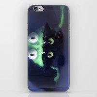 Team Frog iPhone & iPod Skin