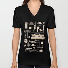 The Walking Dead Unisex V-Neck