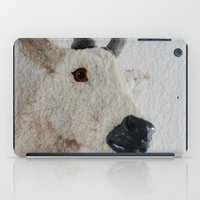 Winter Deer - JUSTART © iPad Case