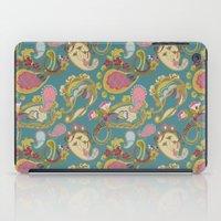 Paisley Teal iPad Case