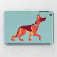 Man's Best Friend iPad Case