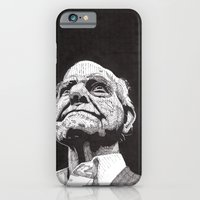 Homeless man5 iPhone 6 Slim Case