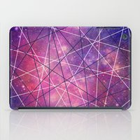 Fly Up to the Heavens (color) iPad Case