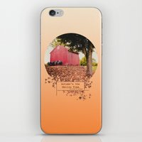 Autumn's The Mellow Time iPhone & iPod Skin