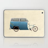 Camper Bike Laptop & iPad Skin