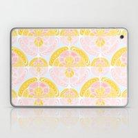 Light Colored Pattern Laptop & iPad Skin