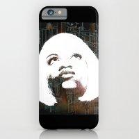 Blonde Diva iPhone 6 Slim Case