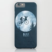 iPhone & iPod Case featuring B.F.F. by jerbing