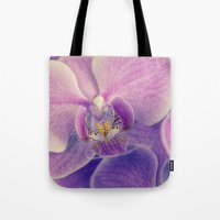 Orchid - lilac colored Tote Bag