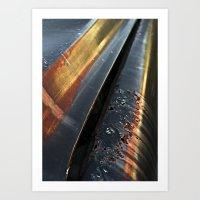 Evening Reflections II Art Print