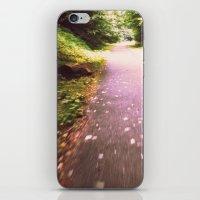 Wishing for Wings iPhone & iPod Skin