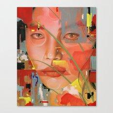 Expressions I Canvas Print