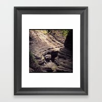 Watkins Glen  Framed Art Print