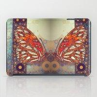 Golden Butterfly iPad Case