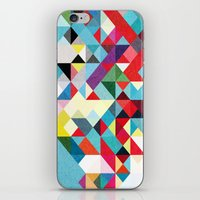 This Time 01. iPhone & iPod Skin