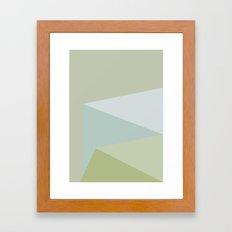 Cube 3 Framed Art Print