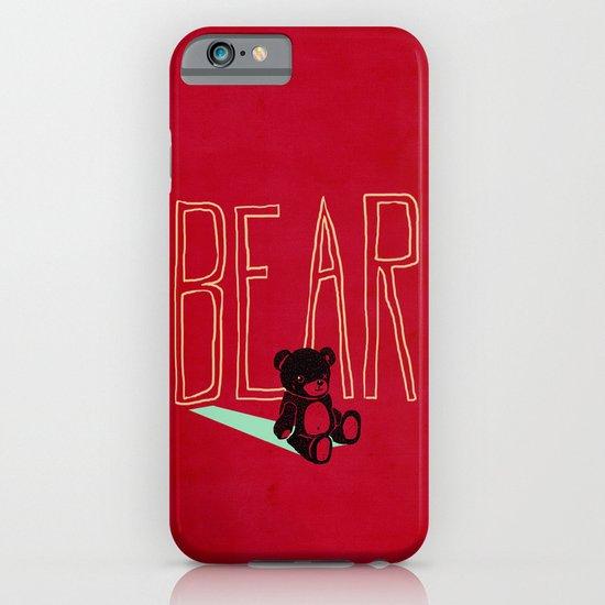 Bear iPhone & iPod Case