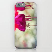 iPhone & iPod Case featuring Fuchsia by Sharon Mau