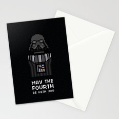 May The Fourth Stationery Cards