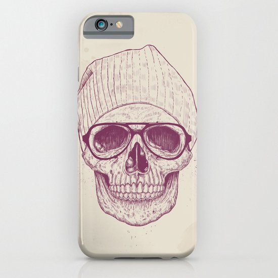 Cool skull iPhone & iPod Case