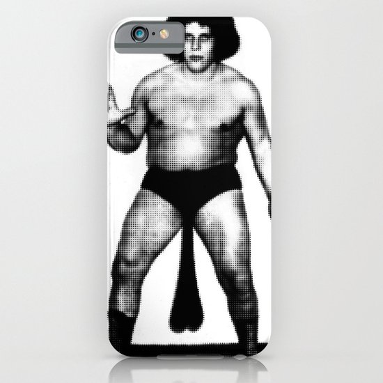 Andre's Giants iPhone & iPod Case