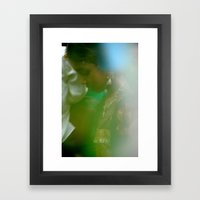 Little India Framed Art Print