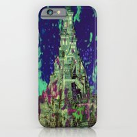 The Castle of Ghosts iPhone 6 Slim Case
