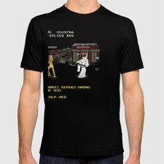 Kill Bill Arcade Game Mens Fitted Tee Black SMALL