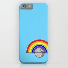 Death Star Rainbow Slim Case iPhone 6s