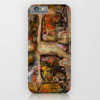 iPhone & iPod Case featuring Off the Wall ! by teddynash