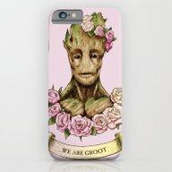 We Are Groot iPhone 6 Slim Case
