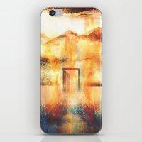 Open Door iPhone & iPod Skin