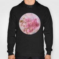 Pink Blooms Hoody