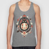 A New Wind Unisex Tank Top