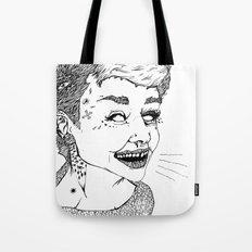 DOE EYES Tote Bag