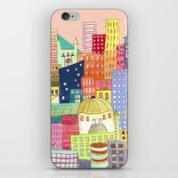 Downtown iPhone & iPod Skin