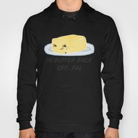 Sour food puns - Butter Hoody