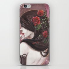 Red Delicious iPhone & iPod Skin