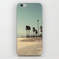 Venice Beach Number 2 iPhone & iPod Skin