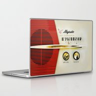 Classic Old Vintage Retr… Laptop & iPad Skin