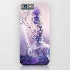PURPLE STILL LIFE iPhone 6 Slim Case