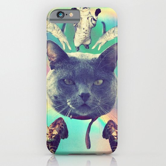 galactic Cats Saga 3 iPhone & iPod Case