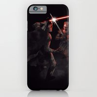 iPhone & iPod Case featuring Dark Duel by Verso