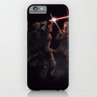 Dark Duel iPhone 6 Slim Case